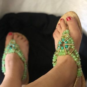 Melinda Eng Shoes - Melidana Christal Sandals 👡 timeless